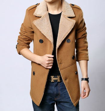 Pea Coats: GET IN STYLE Mens Wool Coats at Needpeacoat.com