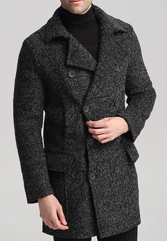 Pea Coat Coats: lemkecollier.ga - Your Online Men's Outerwear Store! Get 5% in rewards with Club O! Pendleton Western Coat Mens Jacquard Big Medicine Big Horn Wool Grey. Kenneth Cole New York Mens Pea Coat Wool Long Sleeves - XL. New Arrival.
